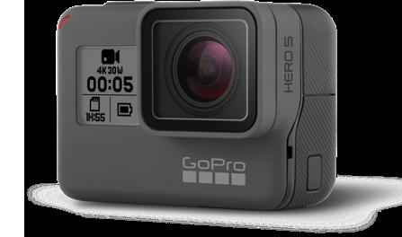 partagez vos vidéos de geocaching, Gopro hero 5 black