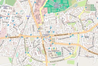 Carte OSM hors ligne c:geo