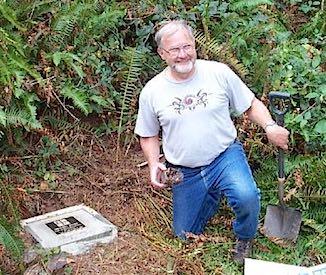 Première geocache Dave Ulmer histoire du geocaching