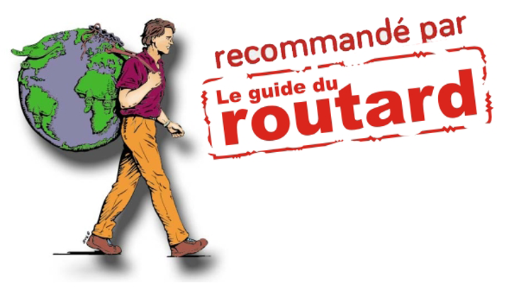 Le guide du routard parle du geocaching