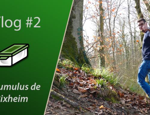 [Geocaching vlog #2] Le Tumulus de Rixheim