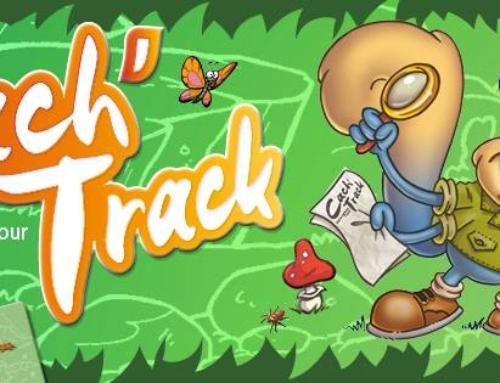 Cach'Track, le geocaching en jeu de cartes