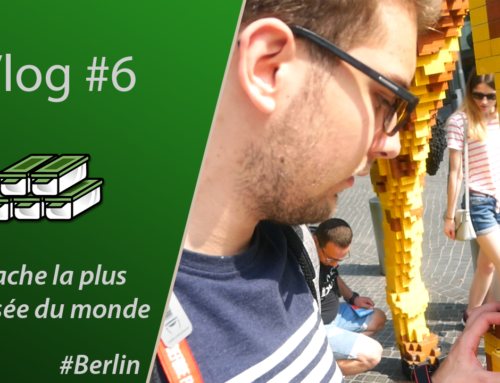 [Geocaching vlog #6] Geocaching à Berlin – La cache la plus favorisée du monde !