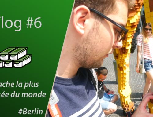 [Geocaching vlog #6] Geocaching à Berlin – La cache la plus favorisée du monde !